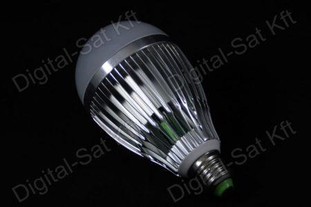 E27 LED 12W izzó 2160 Lumen meleg fehér 2 év garancia