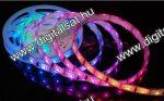 3528 RGB LED szalag 1 cm 60 LED/m IP20