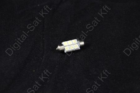 LED izzó 12V 6 smd 5050 36mm LED  izzó