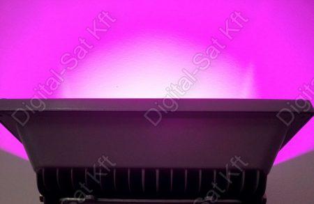 LED növénynevelő virág lámpa izzó 50W IP65 FULL Spectrum