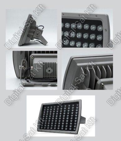 100W Power LED reflektor 18000lm  IP65 2 év garancia MAGYARORSZÁGON összeszerelt termék