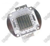 10W Power LED 550nm-570nm, COB LED