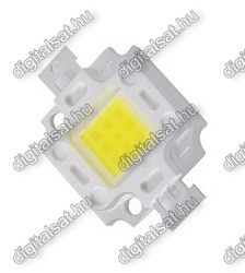 10W semleges fehér POWER LED 1100 lumen 1 év garancia