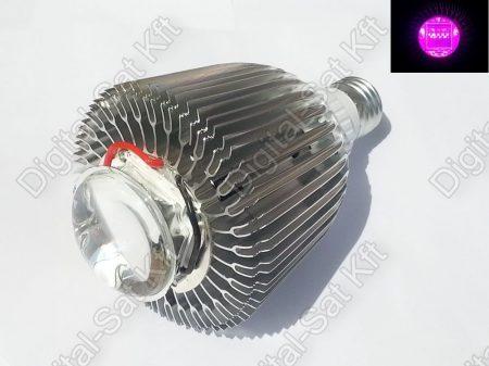 LED növény nevelő virág lámpa izzó 10W E27 380nm-840nm FULL Spectrum