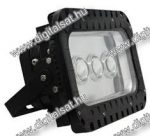 150W LED reflektor 15000lm hideg fehér IP65 1 év garancia MAGYARORSZÁGON összeszerelt termék