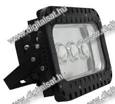 150W LED reflektor 18000lm meleg fehér IP65 2 év garancia MAGYARORSZÁGON összeszerelt termék