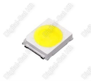 2835 SMD LED 6500K 0.2W