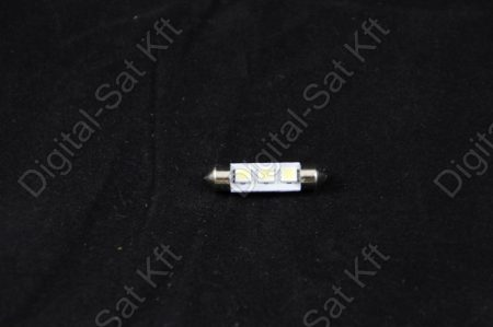 LED izzó szofita 12V 3 smd 5050 36mm LED izzó