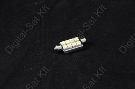 LED izzó 12V 8 smd 5050 41mm LED  izzó CAN-BUS