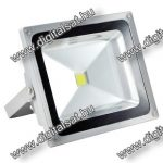 50W LED reflektor 5000lm meleg fehér IP65 2 év garancia MAGYARORSZÁGON összeszerelt termék
