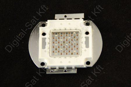LED növény nevelő virág lámpa LED 50W 450nm-730nm FULL Spectrum