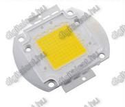 50W hideg fehér POWER LED 6000 lumen 1 év garancia