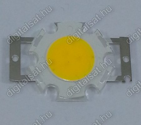 COB LED 7W 3000K 800 Lumen 1 év garancia