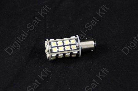 Autós LED izzó BAY15D 12V 5050 40 smd LED P21/5W!!!