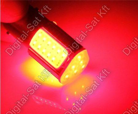 Autós LED izzó BAY15D 12V 5W CREE P21/5W