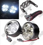 Nappali menetfény LED, DRL, E jeles, 5W, 650 Lumen, R87, E4, RL00, auto On/Off