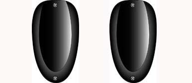 Fotocella-Infrasorompó pár adó és vevő