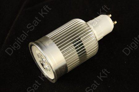 GU10 LED spot 9W izzó 720 Lumen meleg fehér