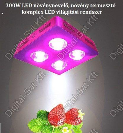 300W LED-es növénynevelő, növény termesztő komplex LED világítási rendszer