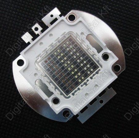 50W RGB LED, RGB COB LED 1 ÉV GARANCIA