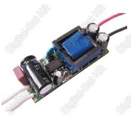 POWER LED tápegység, áramgenerátor 12-18 darab 1W-os LED-hez AC