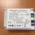 Dimmable LED Driver  PWM /DC   10W