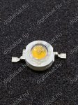 1W 10000K Power LED 90-110 Lumen