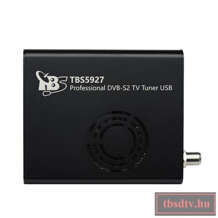 DVB-S2/S Single Tuner, Profi USB 2.0  sat TV-BOX, TBS-5927