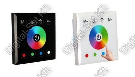 RGB Fali LED szalag dimmer vezérlő RGBW 192W/384W