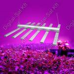 LuxEria Luna 400W LED világítás 120cm  FULL Spectrum 400-840nm