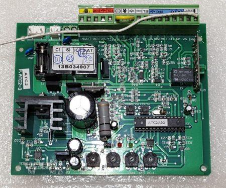 Moteck SL-350 vezérlő panel, alaplap toló és úszó kapunyitóhoz