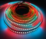 5050 Digitális LED szalag Programozható SK6812 96 LED/m Pixel LED