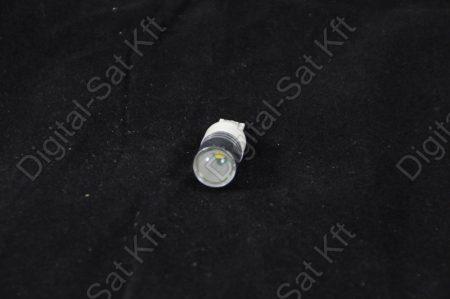 LED izzó T10 12V 5W Optikás CREE 6500K