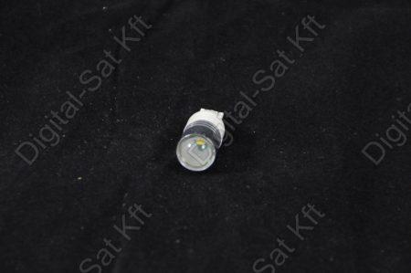 LED izzó T15 12V 3.5W Optikás CREE 6500K tolató lámpa