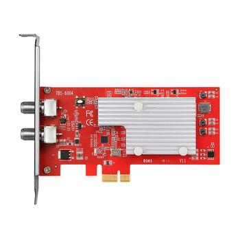 TBS6004 DVB-C 4 QAM PCIe Card