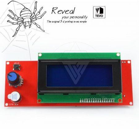 Tevo Tarantula 2004 LCD kijelző