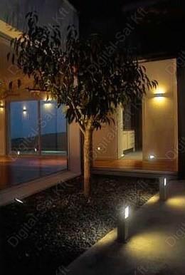 Varuna Garden LED kerti lámpatest család GD-904A IP65 kültéri 3W-6W