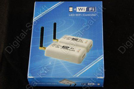 Wifi RGB LED szalag vezérlő, rádiós, vezeték nélküli