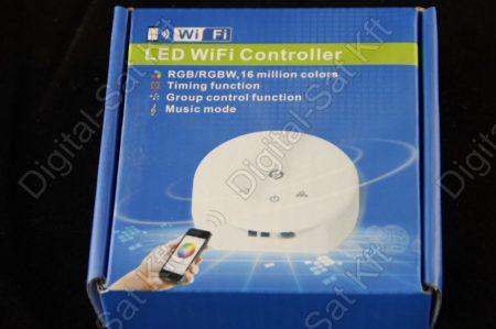 Wifi_RGB_vezérlő