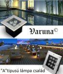 Varuna A típusú kültéri LED süllyesztett világítás