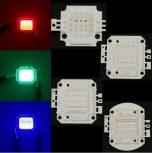 Színes COB LED, RGB COB LED
