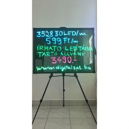 Tábla állvány írható LED táblához, LED rajztáblához