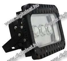 150W LED reflektor 15000lm meleg fehér IP65 2 év garancia MAGYARORSZÁGON összeszerelt termék