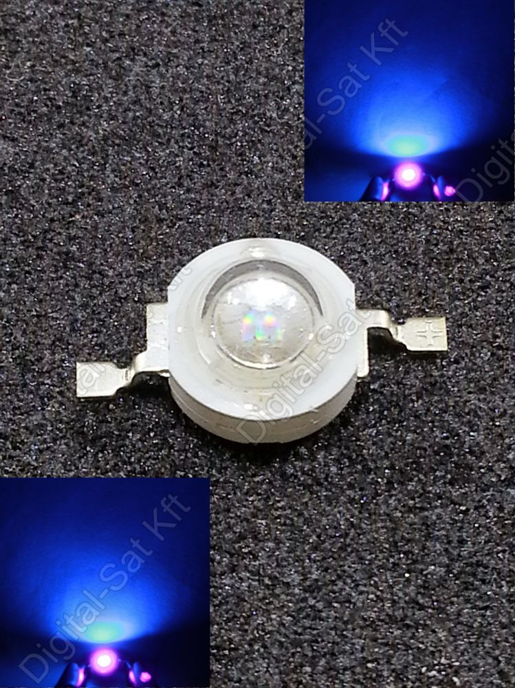 3W UV Power LED 380-395nm